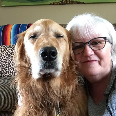 Golden Retriever Recovers from ACL