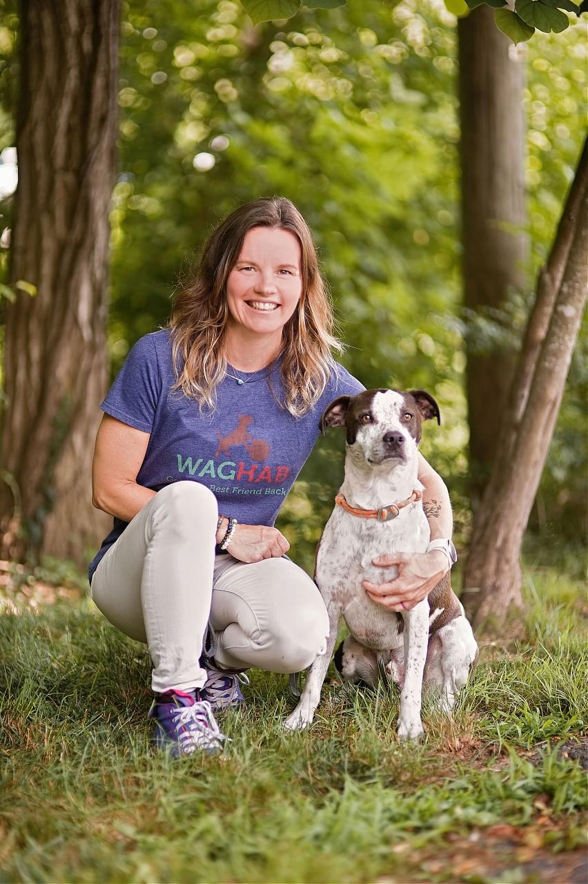 Megan Day, Canine Rehabilitation Practitioner