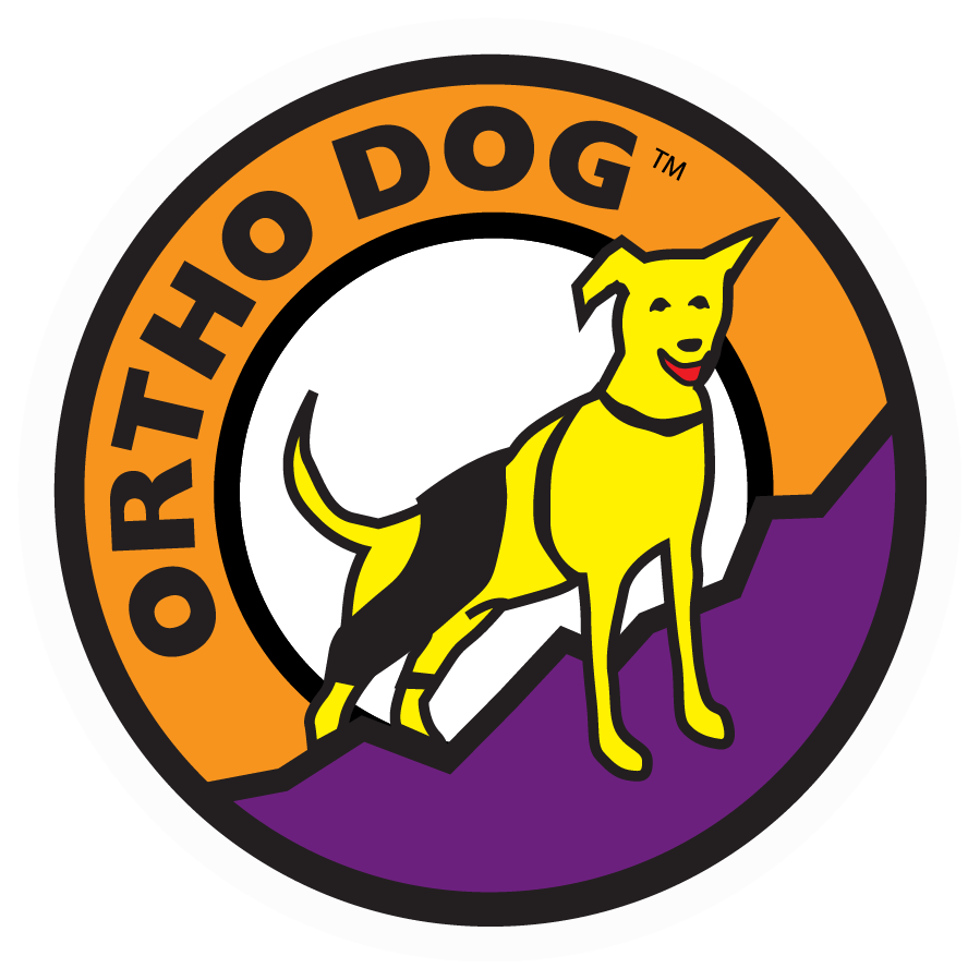 Ortho Dog Logo